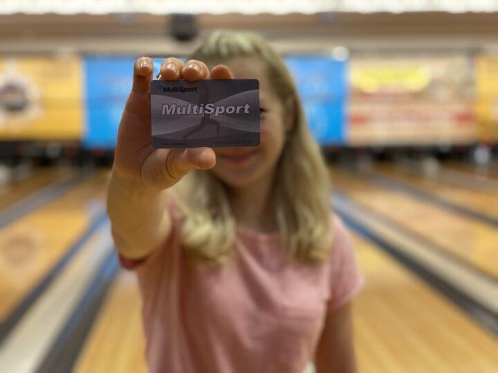 Novinka – přijímáme MultiSport karty!