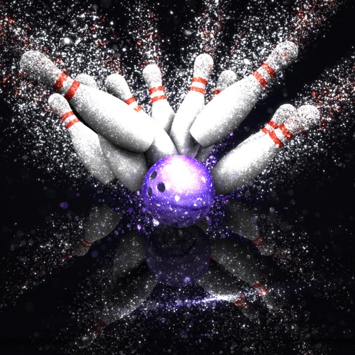 Bowlingový turnaj pro veřejnost